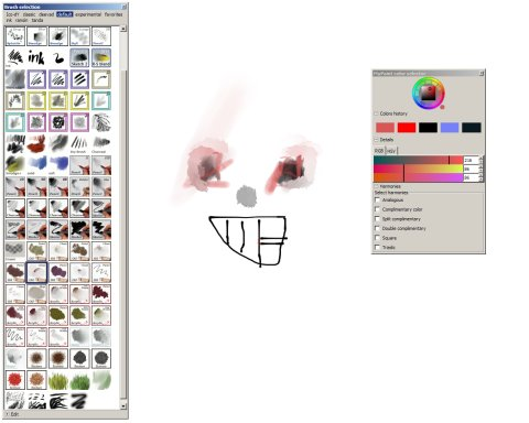 MyPaint Free Digital Painting Software