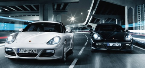 Porsche Windows 7 Theme Free Download