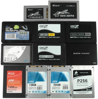 Recover deleted files from SSD drives